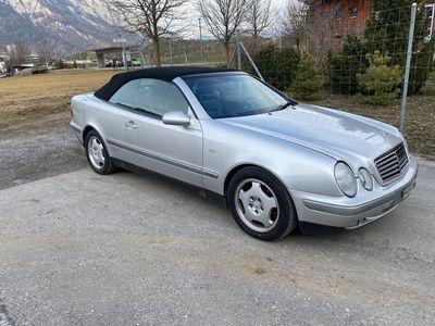 gebraucht Mercedes CLK230 CLK -Klasse A208 CabrioKomp.