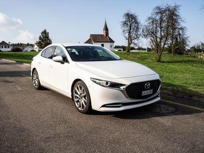 gebraucht Mazda 3 3 -Sedan SKYACTIV-X M Hybrid 180 Revolution Automat