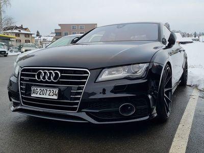 gebraucht Audi A7 Sportback BiTDI