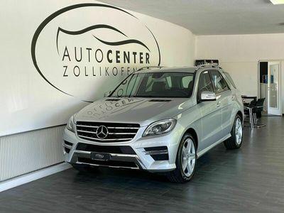 gebraucht Mercedes ML350 BlueTEC 4Matic 7G-Tronic
