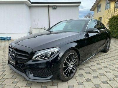 gebraucht Mercedes C300 C-Klasse C 300 AMG Line 7G-Tronic C-KlasseAMG Line 7G-Tronic