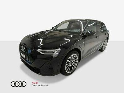 gebraucht Audi E-Tron - 55 S Line quattro