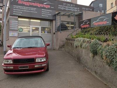 gebraucht Audi Cabriolet 2.6 E Elégance