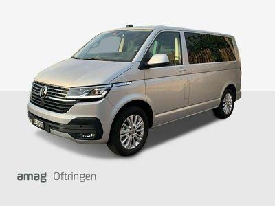 gebraucht VW Multivan T6 .12.0 TDI Family DSG