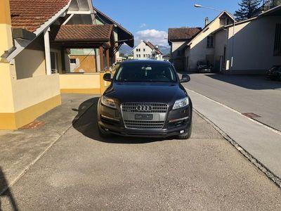 gebraucht Audi Q7 7 sitze