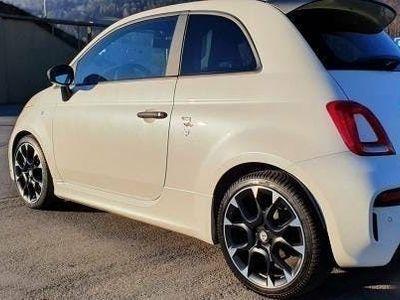 gebraucht Fiat 500 Abarth Competizione mit manueller Klappe erlaubt/ ab Service