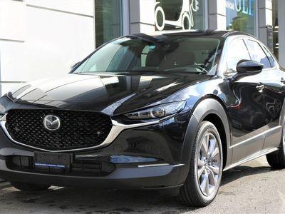 gebraucht Mazda CX-30 SKYACTIV-X M Hybrid 180 Revolution AWD Automat