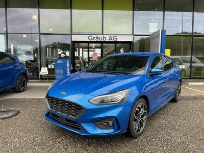 gebraucht Ford Focus 1.0 SCTi ST Line X Automatic