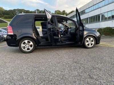 gebraucht Opel Zafira 2.0i 16V T Cosmo