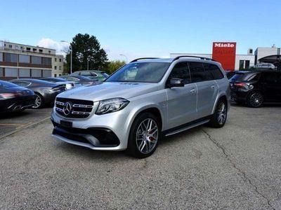 gebraucht Mercedes GLS63 AMG 4Matic Speedshift Plus 7G-Tr