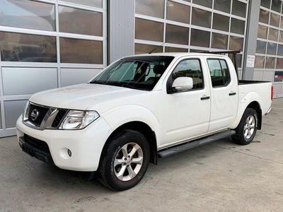 gebraucht Nissan Navara Double Cab LE 2.5 dCi 4WD LB Automat