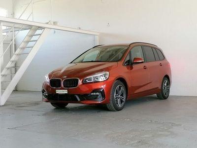 gebraucht BMW 216 Gran Tourer d Sport