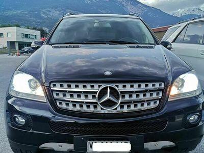 gebraucht Mercedes ML320 M-KlasseCDI 4MATIC