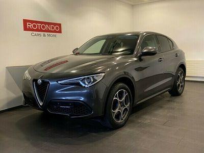 gebraucht Alfa Romeo Stelvio 2.0 Super Q4 Automatic