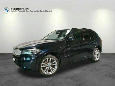gebraucht BMW X5 xDrive 40d PureMSport+
