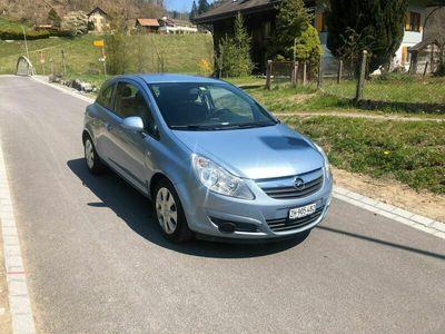 gebraucht Opel Corsa D 1.2 mit 144000km