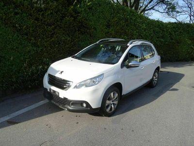 gebraucht Peugeot 2008 1.2 VTI Allure