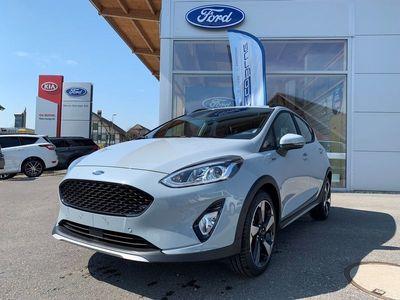 gebraucht Ford Fiesta 1.0 SCTi Active