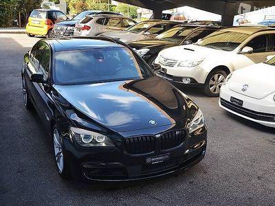 gebraucht BMW 740 d xDrive, M Paket, Top Austattung ab Service