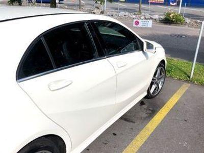 gebraucht Mercedes A180 A-Klasse MercedesAMG