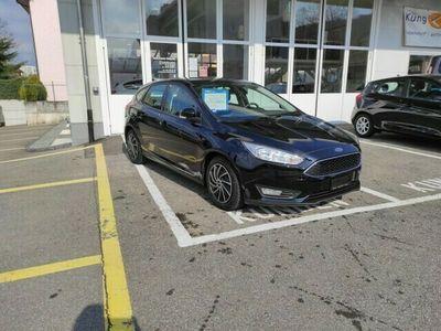 gebraucht Ford Focus 1.0 SCTi Business