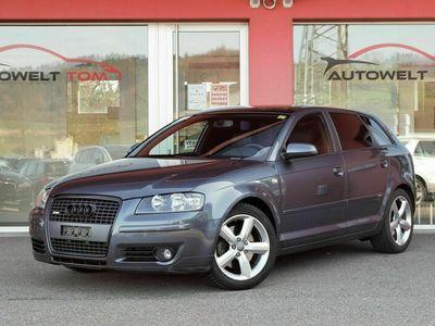 gebraucht Audi A3 Sportback  2.0 Turbo FSI Ambition