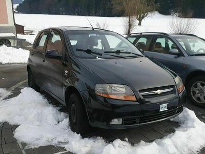 gebraucht Chevrolet Kalos 1.2
