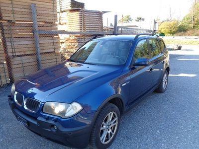 gebraucht BMW X3 3.0i