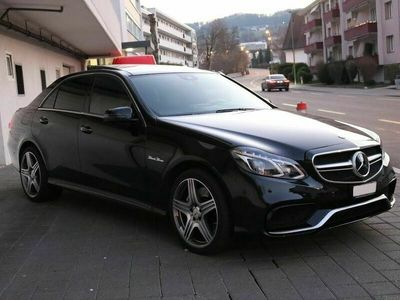 gebraucht Mercedes E500 E-KlasseAvantgarde 4matic