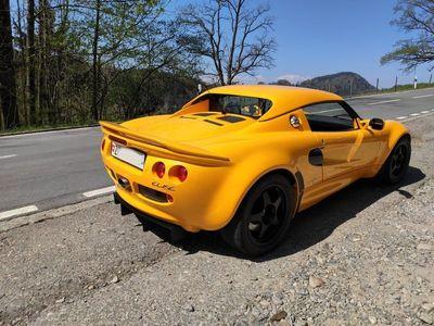 gebraucht Lotus Elise Elise Sammlerauto:MK1 mit lückenloser Historie