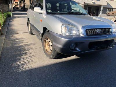 gebraucht Hyundai Santa Fe 2.7 V6 Navigator