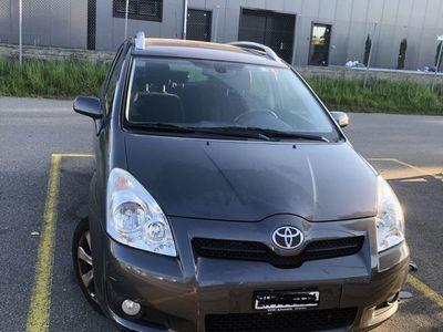 gebraucht Toyota Corolla Verso 1.8 - 7 SITZEN