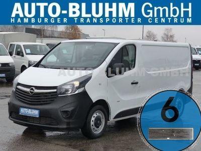 gebraucht Opel Vivaro 2900-1.6 CDTi KASTENWAGEN L2 + KLIMA PDC
