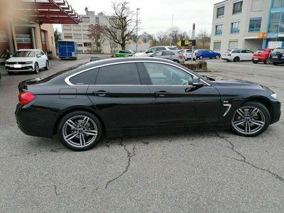 gebraucht BMW 428 Gran Coupé 4er i Sport Line Steptronic