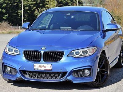 gebraucht BMW 220 2er d M Sport Steptronic