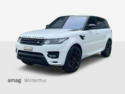 gebraucht Land Rover Range Rover Sport  4.4 SDV8 Autobiography Dynamic A