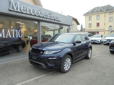gebraucht Land Rover Range Rover evoque 2.0 Si4 HSE Dynamic AT9