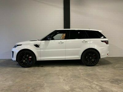 gebraucht Land Rover Range Rover Sport 5.0 V8 S/C SVR Automatic