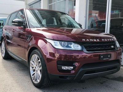gebraucht Land Rover Range Rover Sport 4.4 SDV8 HSE Dynamic Automatic