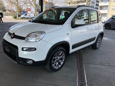 gebraucht Fiat Panda 4x4 0.9 Twinair Turbo Climbing