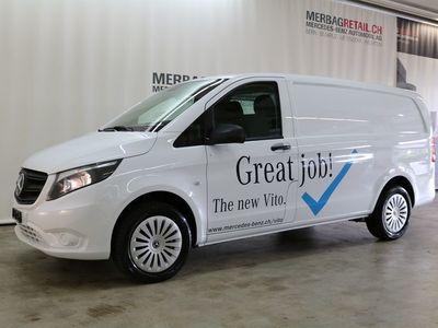 gebraucht Mercedes Vito 116 CDI Lang 4Matic 9G-Tronic