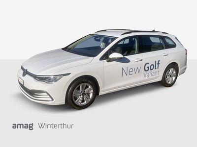 gebraucht VW Golf Variant 1.0 eTSI mHEV Life DSG