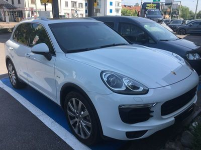 gebraucht Porsche Cayenne S DIESEL FACELIFT-MODELL 385 PS