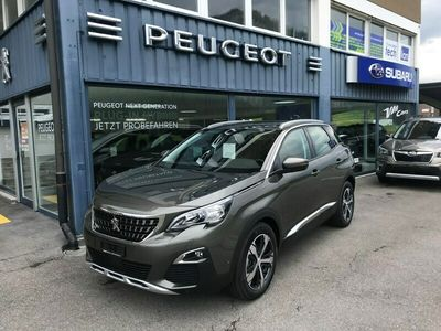 gebraucht Peugeot 3008 1.5 BlueHDi Allure EAT