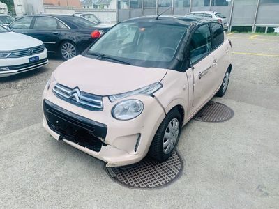 gebraucht Citroën C1 1.0 VTi Elle Stop&Start