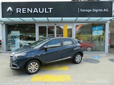gebraucht Renault Captur 0.9 TCe Dynamique S/S
