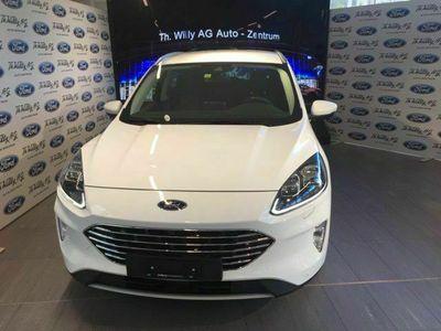gebraucht Ford Kuga 2.0 EcoBlue Hybrid Titanium X