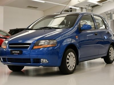 gebraucht Chevrolet Kalos 1.4 SE