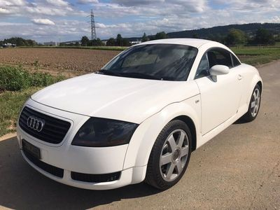 gebraucht Audi TT Coupé 1.8 T