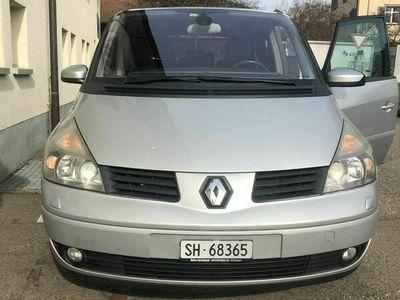 gebraucht Renault Espace 2.0T TOP ZUSTAND